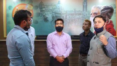 Photo of सूचना महानिदेशक रणवीर सिंह चौहान ने मीडिया सेन्टर का निरीक्षण कर दिए जरूरी निर्देश