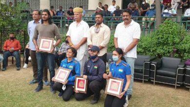 Photo of जयपुर: 40 वीं नॉर्थ जोन शूटिंग चैंपियनशिप की शुरूआत, 9 राज्यों के 7500 शूटर्स लेंगे हिस्सा