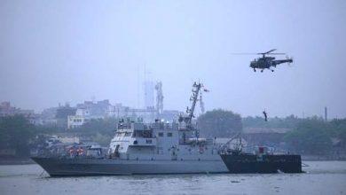 Photo of Naval Operational Demo on the Hooghly River 'Samudri Virasat Pradarshan