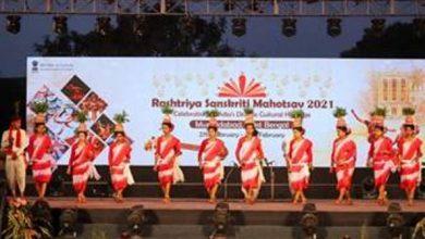 Photo of राष्ट्रीय संस्कृति महोत्सव का तीसरा संस्करण मुर्शिदाबाद में बड़े उत्साह के साथ आरम्भ हुआ