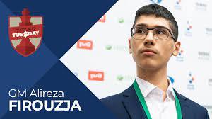 Photo of अलीरेजा फिरौजा नें जीता टाइटल ट्यूस्डे ब्लिट्ज़ शतरंज