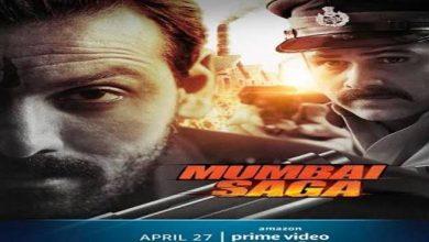 Photo of अमेज़न प्राइम वीडियो ने जॉन अब्राहम और इमरान हाशमी अभिनीत एक्शन फिल्म 'मुम्बई सागा' का प्रीमियर किया घोषित