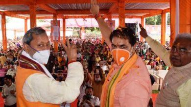 Photo of CM ने विधानसभा अध्यक्ष श्री प्रेमचंद अग्रवाल के अध्यक्ष के रूप में 04 साल पूर्ण होने पर आयोजित कार्यक्रम में प्रतिभाग किया