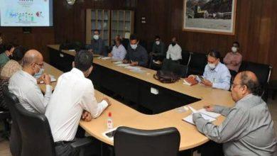 Photo of मुख्य सचिव ओमप्रकाश ने सचिवालय में कोविड-19 की समीक्षा की