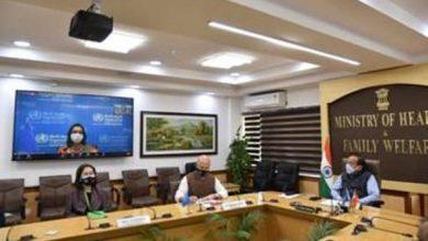 Photo of भारत से टीबी का खात्मा विश्व के लिए गहरे प्रभाव का कारक होगा: डॉ हर्षवर्धन