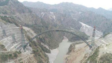 Photo of Railways complete the Arch closure of the iconic Chenab Bridge, World's highest Railway Bridge