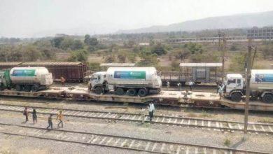 Photo of ऑक्सीजन एक्सप्रेस द्वारा देश भर में अब तक 7115 मीट्रिक टन ऑक्सीजन की आपूर्ति की गई