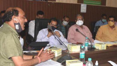 Photo of तराई बीज निगम निदेशक मण्डल की समीक्षा बैठक लेते हुएः मंत्री सुबोध उनियाल