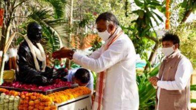 Photo of प्रतीकात्मक दांडी यात्रा आत्म-निर्भरता और आत्म-सम्मान की हमारी यात्रा के पुनरुद्धार का प्रतीक है: प्रहलाद सिंह पटेल