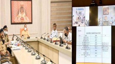 Photo of पुलिस कमिश्नर प्रणाली को प्रभावी ढंग से संचालित करने के लिए मानव संसाधन एवं लाॅजिस्टिक की पूरी व्यवस्था की जाए: CM Yogi Adityanath