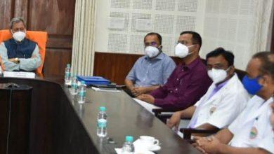 Photo of एकजुट कोशिशों से जीतेंगे कोविड से लङाई: मुख्यमंत्री