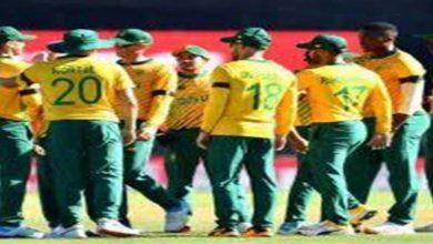 Photo of वेस्टइंडीज और आयरलैंड दौरे के लिए अफ्रीकी टीम का हुआ ऐलान, दिग्गजों की टीम में हुई वापसी