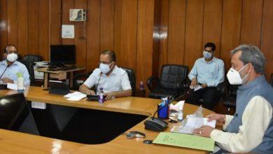 Photo of शहरी विकास एवं आवास विभाग की मुख्यमंत्री घोषणाओं की समीक्षा के दौरान अधिकारियों को सख्त निर्देश देते हुएः सीएम