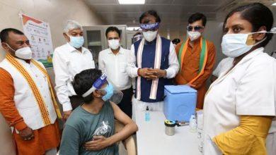 Photo of उप मुख्यमंत्री केशव प्रसाद मौर्य ने प्रयागराज में कोरोना टीकाकरण अभियान का शुभारंभ किया