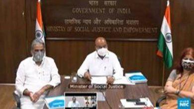 Photo of सरकार ने दिव्यांगजनों के पुनर्वास पर अपने किस्म का पहला 6 महीने का सीबीआईडी कार्यक्रम लॉन्च किया