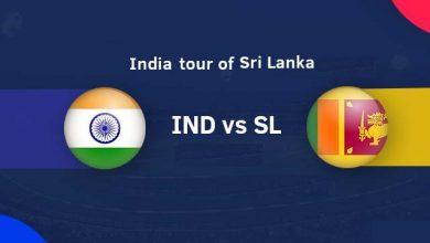 Photo of IND vs SL: श्रीलंका के खिलाफ सीमित ओवरों की सीरीज की तारीखें आई सामने