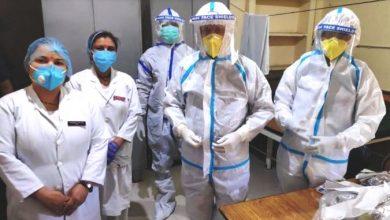 Photo of कोरोना महामारी की रोकथाम हेतु किए गए प्रबंधन एवं स्वास्थ्य व्यवस्थाओं का निरीक्षण करते हुएः सीएम
