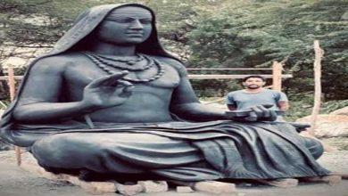 Photo of कृष्णशिला पत्थर से बनी 12 फीट ऊंची प्रतिमा 25 जून को पहुंचेगी गोचर