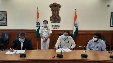 Photo of रक्षा मंत्रालय ने भारतीय नौसेना और भारतीय तटरक्षक के लिए 11 एयरपोर्ट सर्विलांस राडार खरीदने के लिए अनुबंध पर हस्ताक्षर किए
