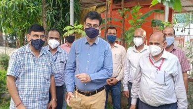 Photo of Plantation is necessary to save the environment – Postmaster General Krishna Kumar Yadav