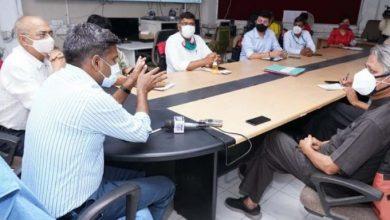 Photo of सचिव आपदा प्रबन्धन ने किया विभिन्न समाचार एजेंसियों के प्रतिनिधियों से संवाद