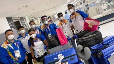 Photo of 54 खिलाड़ियों सहित 88 सदस्यीय भारतीय ओलंपिक दल टोक्यो पहुंचा