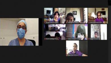 Photo of बीएचआईएस के छात्रों ने वर्चुअल क्लासरूम के द्वारा राष्ट्रीय चिकित्सक दिवस मनाया