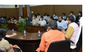 Photo of मुख्यमंत्री ने उच्चाधिकारियों को दिये समयबद्धता के साथ पत्रावलियों के निस्तारण के निर्देश