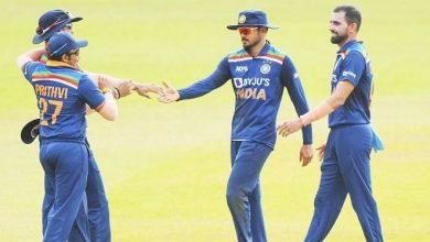 Photo of भारत ने श्रीलंका को तीन विकेट से हराया, 2-0 से अजेय बढ़त के साथ सीरीज इंडिया के नाम