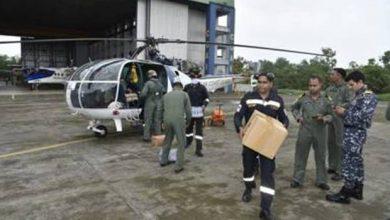 Photo of Relief & rescue efforts of Indian Coast Guard in floods-hit areas of Maharashtra, Goa & Karnataka