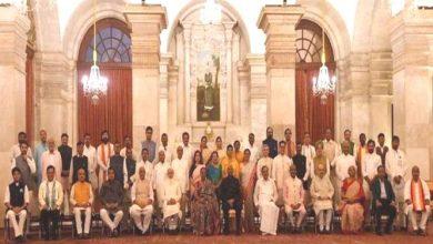 Photo of नरेंद्र मोदी ने शपथ लेने वाले सभी सहयोगियों को दी बधाई, कहा- लोगों की आकांक्षाओं को पूरा करेंगे