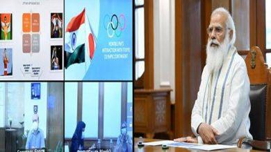 Photo of प्रधानमंत्री ने टोक्यो– 2020 के लिए भारतीय दल को दी जाने वाली सुविधाओं की तैयारियों की समीक्षा की