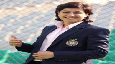 Photo of भारतीय टीम का ब्लेज़र प्राप्त करना और पहनना, मेरे लिए सबसे बड़ा पुरस्कार था: शीर्ष महिला क्रिकेटर अंजुम चोपड़ा