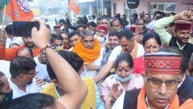 Photo of पूर्ण बहुमत से बनेगी भाजपा की सरकार: मदन कौशिक