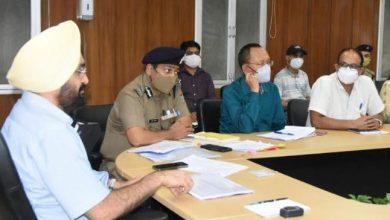 Photo of राज्य स्तरीय सड़क सुरक्षा समिति की बैठक में संबंधित अधिकारियों को उपरोक्त दिशा-निर्देश देते हुएः मुख्य सचिव