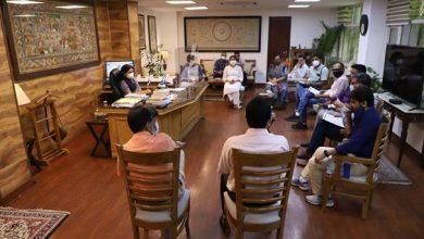 Photo of मैं हर किसी से राष्ट्रव्यापी फिट इंडिया फ्रीडम रन 2.0 में भाग लेने और इसे जनांदोलन बनाने का अनुरोध करता हूं: अनुराग ठाकुर