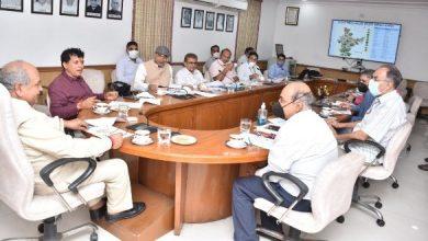 Photo of केंद्रीय कृषि एवं किसान कल्याण मंत्री श्री नरेंद्र सिंह तोमर की अध्यक्षता में हुई बैठक