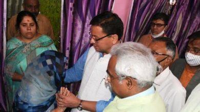 Photo of सीएम ने युवा भाजपा नेता श्री तरुण आनन्द के आकस्मिक निधन पर गहरा दुःख व्यक्त किया
