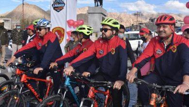 Photo of आइए साइकिल चलाएं, हम स्वस्थ रहें और भारत को स्वस्थ रखें: अनुराग ठाकुर