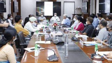 Photo of पशुपालन एवं डेयरी विभाग और ग्रामीण विकास विभाग के बीच एक समझौता ज्ञापन पर हस्ताक्षर