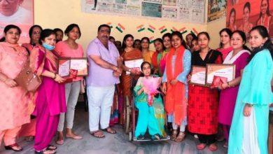 Photo of शिक्षक हमारे देश की रीढ़ है: शिवसेना प्रमुख गौरव कुमार