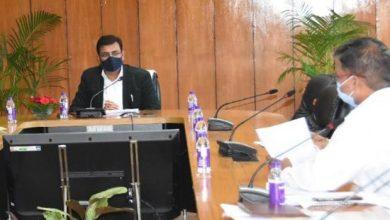 Photo of अपर मुख्य सचिव ने की लोनिवि व संस्कृति विभाग की घोषणाओं की समीक्षा