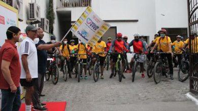 Photo of विश्व दृष्टि दिवस पर देहरादून में साइक्लोथॉन का आयोजन