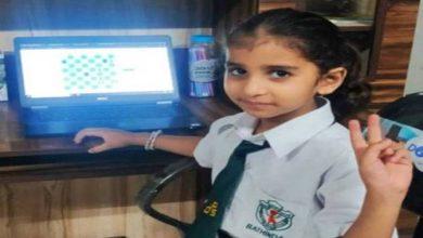 Photo of शतरंज मुकाबले में डीपीएस की नायरा विजेता