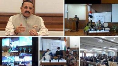 Photo of प्रधानमंत्री के आत्मनिर्भर भारत के विजन को प्राप्त करने में मदद करेंगे दीर्घकालीन व दूरदर्शी सोच रखने वाले अधिकारी: डॉ. जितेंद्र सिंह
