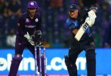 Photo of T20WC21: नामीबिया ने स्कॉटलैंड को 4 विकेट से हराया, ट्रंपलमन की शानदार गेंदबाजी