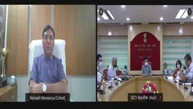 Photo of केन्द्रीय स्वास्थ्य मंत्री ने 19 राज्यों के साथ कोविड-19 टीकाकरण की समीक्षा की