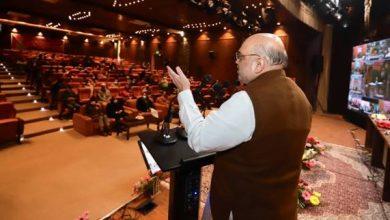 Photo of प्रधानमंत्री श्री नरेन्द्र मोदी जी के नेतृत्व में हमने एक नए कश्मीर की रचना की शुरूआत की है: अमित शाह